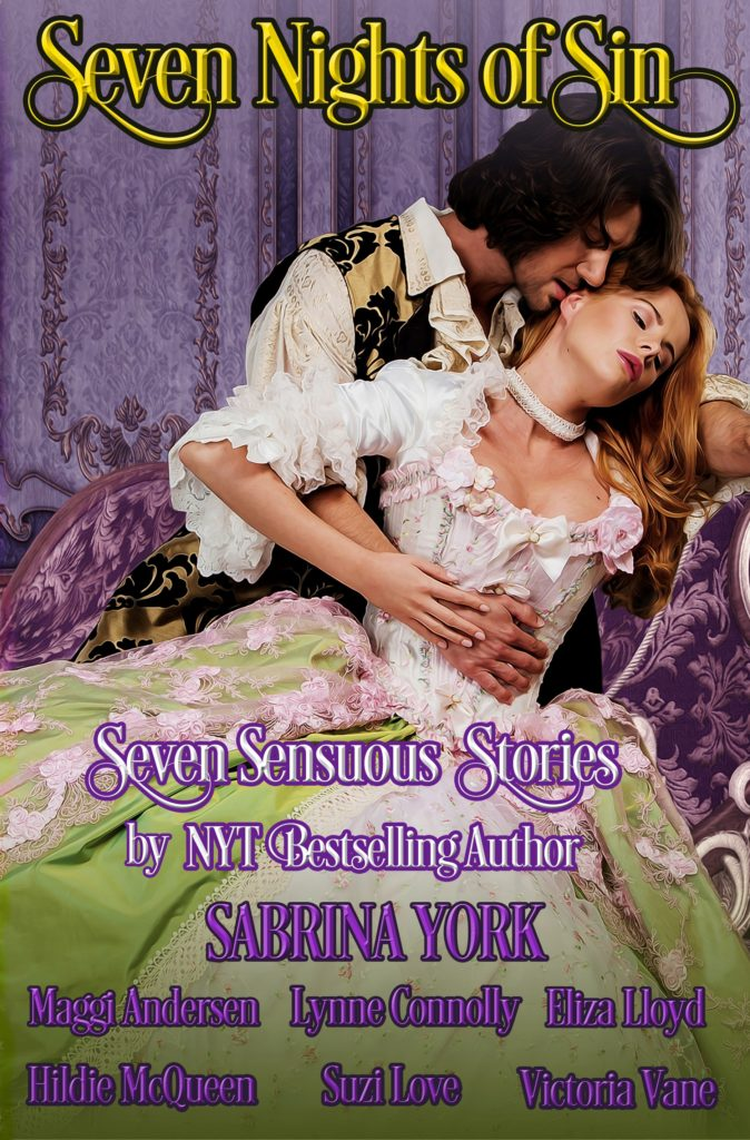 Seven Nights Revised Cover