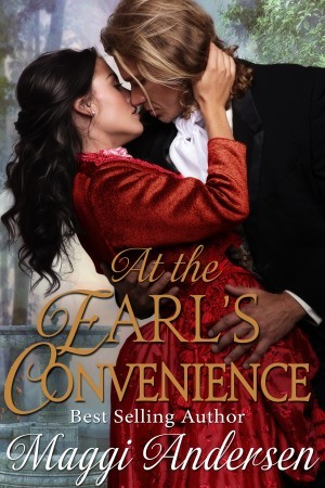 At The Earl's Convenience red AMAZON LARGE